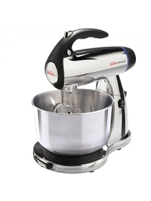 Sunbeam 2379 Mixmaster 300-Watt 12-Speed Stand Mixer with Stainless-Steel Bowl by Sunbeam