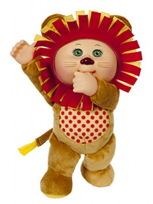 "Cabbage Patch Kids 9"" Austin Lion Zoo Cutie"