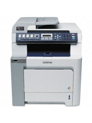 Brother MFC-9440CN Color Laser All-in-One Printer with Built-in Ethernet Network Interface