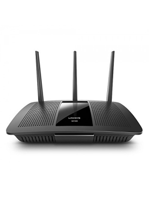 Linksys MAX-Stream AC1750 Next Gen AC MU-MIMO Smart Wi-Fi Router EA7400 (Certified Refurbished)