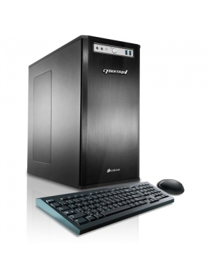 CybertronPC Blueprint Professional Desktop - Intel Core i7-4930K 3.4GHz 6-Core Processor, 32GB DDR3 Memory, NVIDIA Quadro K5000 Graphics, 2x 120GB SSD in RAID 1, 4x 2TB HDD in RAID 10, Windows 7 Pro (Discontinued by Manufacturer)