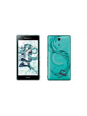 New Hatsune Miku Limited Edition SO-04e MK (Official unlocked mobile phone) (Limited Green)