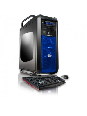 CybertronPC Prime 1 Omega Blue Gaming Desktop-Intel i7-4930K, 64GB DDR3, 2x NVIDIA GTX780, Microsoft Windows 8.1 (Discontinued by Manufacturer)