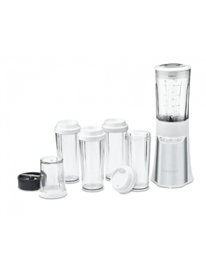 Cuisinart CPB-300W SmartPower 15 Piece Compact Portable Blending/Chopping System, White