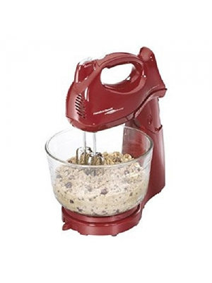 Hamilton Beach Power Deluxe Mixer 64699 (1, Red)