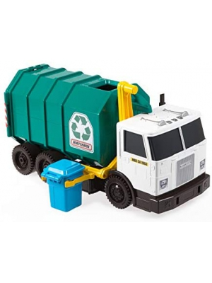 Matchbox: Garbage Truck Lrg [Amazon Exclusive]