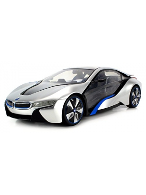 Licensed BMW i8 Concept eDrive Electric RC Car 1:14 Scale RTR (Colors May Vary) Authentic Body Styling by Velocity Toys