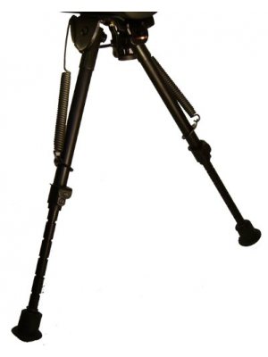 Harris Engineering LM-1A2 1A2-LM Solid Base 9 - 13-Inch BiPod