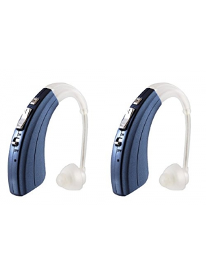 Britzgo Digital Hearing Amplifier ( Rechargeable ) BHA-1222/Germany Made Battery/ American Made 5th Generation Digital Chip/FDA Approval/Personal Hearing Enhancement Sound Amplifier /