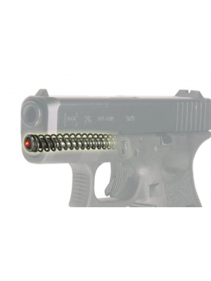 Guide Rod Laser (Red) For use on Glock 26/27/33 (Gen 1-3)