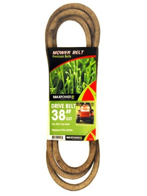 Maxpower 336350 Mower Belt for MTD, Cub Cadet and Troy-Bilt Models 754-04062 and 954-04062