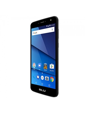 "BLU Studio Mega (8GB) - 6.0"" HD Dual SIM GSM Factory Unlocked Smartphone (Black)"