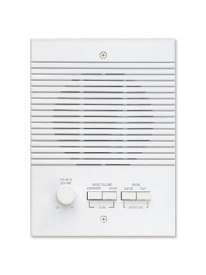 "M & S SYSTEMS NW-65RS 5"" Outdoor Intercom Station with Remote Scan"