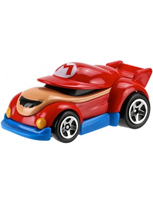 Hot Wheels Hot Wheels Mario Bros. Mario Car Vehicle