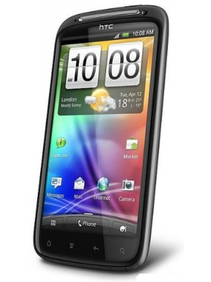 HTC Z710E Sensation Unlocked GSM Android Smartphone with 8 MP Camera, Dual Core Processor, Wi-Fi and GPS - No Warranty - Black
