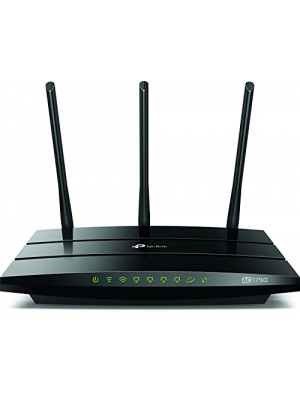 TP-Link AC1750 Smart WiFi Router - 5GHz Dual Band Gigabit Wireless Internet Routers for Home, Works with Alexa, Parental Control&QoS(Archer A7)