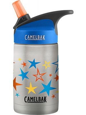 CamelBak eddy Kids Vacuum Stainless Water Bottle, 12oz