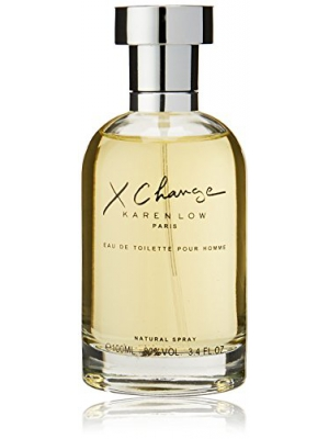 Karen Low Exchange Men Eau De Toilette Spray, 3.4 Ounce