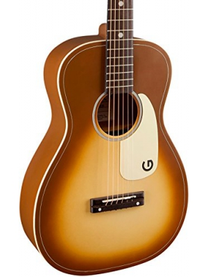Gretsch Guitars Limited G9520-BRB Jim Dandy Flat Top Acoustic Guitar Bronze Burst