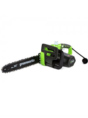 Greenworks 14-Inch 9-Amp Corded Chainsaw