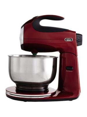 Sunbeam Heritage Series Stand Mixer Red Color