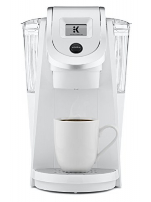 Keurig K250 2.0 Brewing System, White