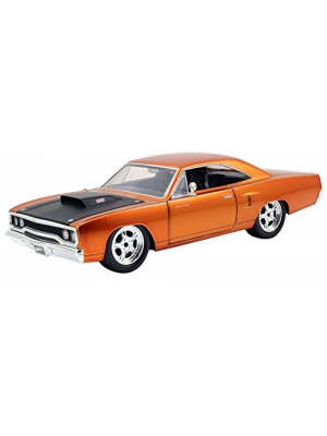 Jada Toys Fast & Furious 1:24 Diecast Plymouth Road Runner