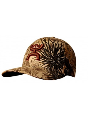 Hooey All Over GameGuard Flex Fit Hat - GG005 6f907be15f1