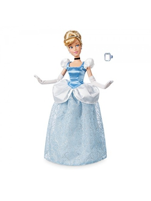 Disney Cinderella Classic Doll with Ring - 11 1/2 inch460017963659