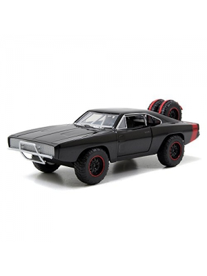 Jada Toys Fast & Furious 1:24 Diecast 1970 Dodge Charger Off Road