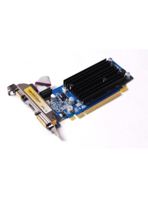 Zotac GeForce 8400GS 256MB DDR2 Low Profile 667MHz/1400MHz PCI-Express Graphics Card ZT-84MEG5M-HSL