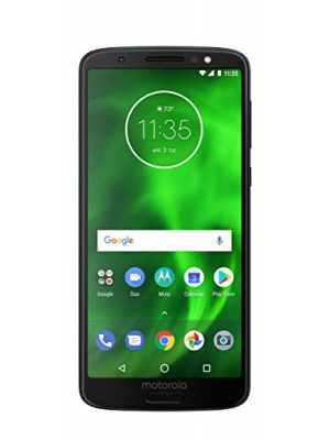 Moto G6 – 32 GB – Unlocked (AT&T/Sprint/T-Mobile/Verizon) – Black - (U.S. Warranty)