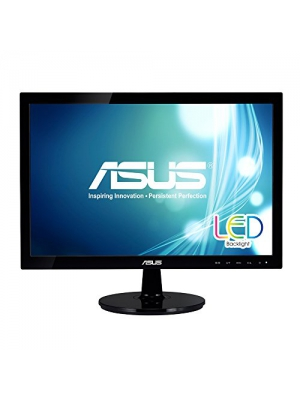 "ASUS VS197T-P 18.5"" LED Speakers"