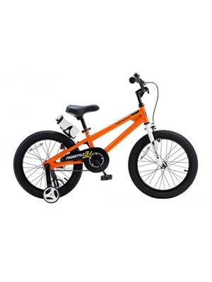 RoyalBaby BMX Freestyle Kids Bike, Boy's Bikes and Girl's Bikes with training wheels, Gifts for children