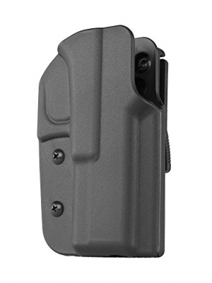 Blade-Tech Industries Signature Series OWB Holster for Glock 17/22 Right Hand with Tek-Lok Attachment, Black