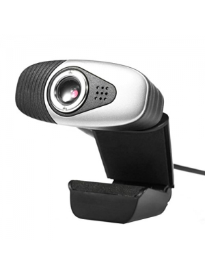 ONEMORES(TM) HD 12 Megapixels USB 2.0 Webcam Camera with MIC for Computer PC Laptops