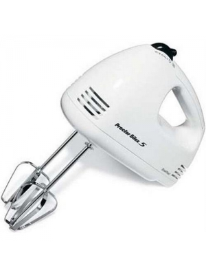 Hamilton Beach 62509ry Proctor-Silex Easy Mix Hand Mixer, White