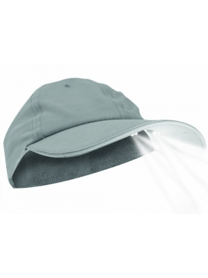 Panther Vision PUP POWERCAP LED Unisex Lighted Dog Walking Hat - 100% Cotton Twill