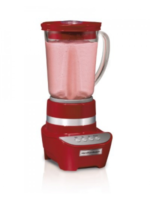Hamilton Beach 53206 Wave Maker 2 Speed Blender, Red