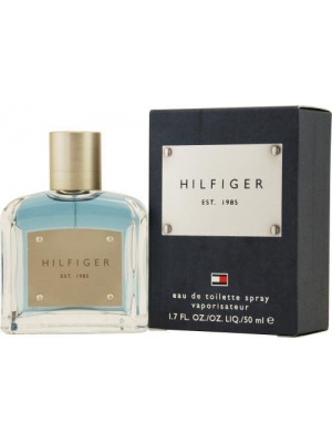 Hilfiger by Tommy Hilfiger for Men. Eau De Toilette Spray 3.4-Ounces