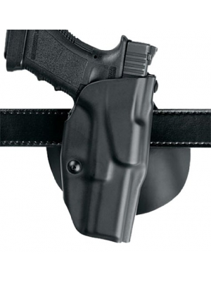 Safariland Glock 20, 21 6378 ALS Concealment Paddle Holster (STX Black Finish)