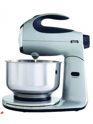 Sunbeam FPSBSM2103 Heritage Series 350-Watt Stand Mixer, Silver by Sunbeam