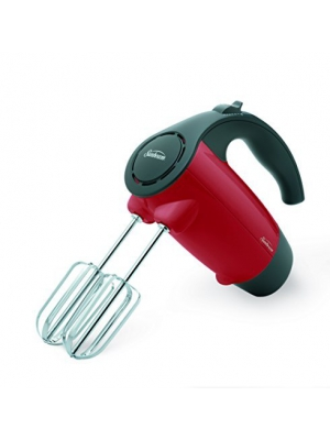 Sunbeam FPSBHM2524R 200W Hand Mixer, Red/Gray by Sunbeam