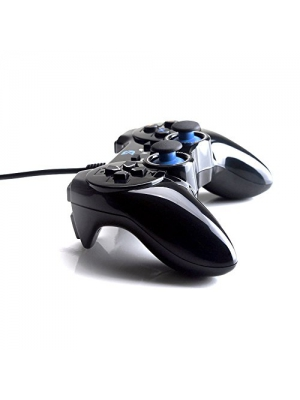 PowerLead pagm M009 USB Wired Controller Gamepad Joystick Gaming Mouse for PC