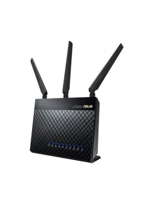 ASUS Dual-Band Wireless-AC1900 Gigabit Router AiMesh (Renewed)