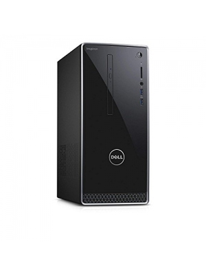 2018 Newest Flagship Dell Inspiron 3650 Desktop - Intel Quad-Core i5-6400 Up to 3.3GHz 8GB DDR3 256GB SSD+1TB HDD WLAN DVDRW MaxxAudio Bluetooth HDMI USB 3.0 Win 7/10 Pro(Mouse and Keyboard included)