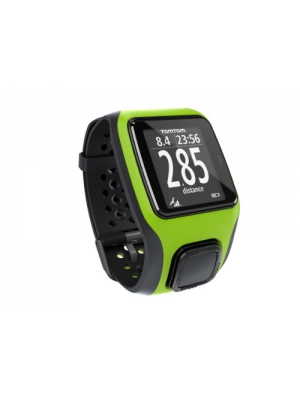 TomTom Multi-Sport GPS Watch, Bright Green/Bright Green,
