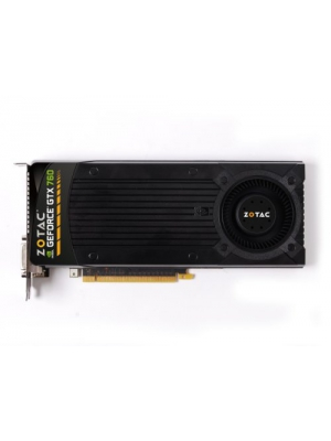 Zotac ZOTAC GeForce GTX 760 4GB GDDR5 PCI Express 3.0 HDMI DisplayPort DVI SLI Ready Graphics Card ZT-70406-10P Graphics Cards ZT7040610P