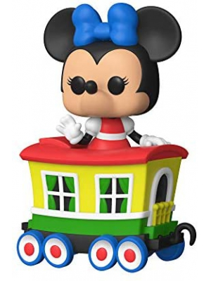 Funko Pop! Disney: Casey Jr. Circus Train Ride - Minnie in Caboose Car Vinyl Figure, Amazon Exclusive