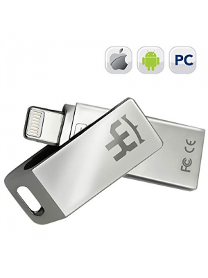 iOS Flash Drive for iPhone 3 in 1-64Gb - iPhone Flash Drive- Flash Drive for Android -IPad Flash Drive-Micro USB Flash Drive-iPhone USB Flash Drive- Ixpand Flash Drive -Android Flash Drive
